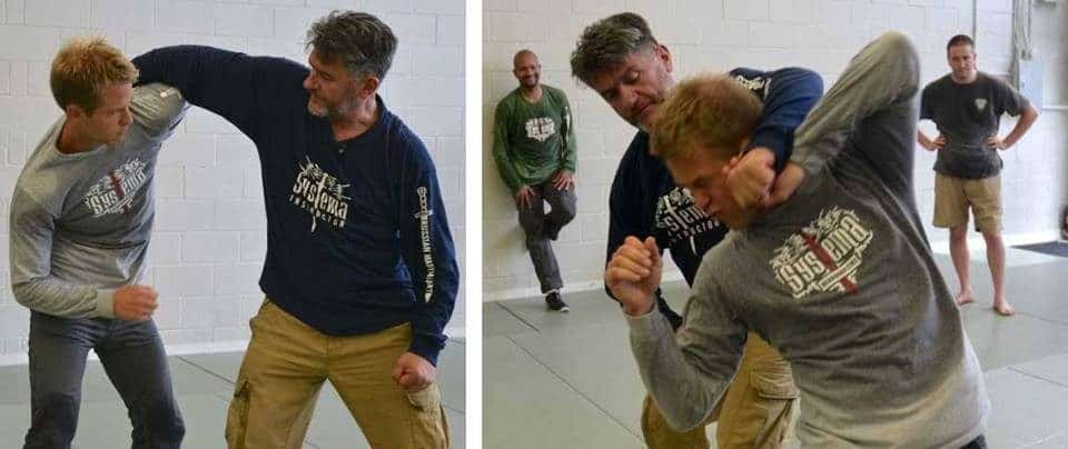 tommy Floyd 2015 Systema Russian Martial Art