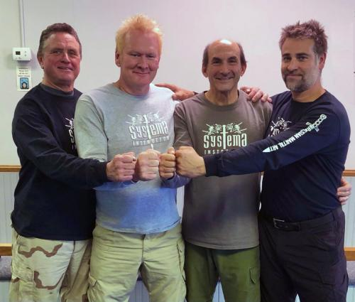 Systema Instructors 12 6 20